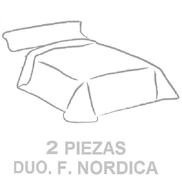 Duo Funda Nórdica Don Algodón