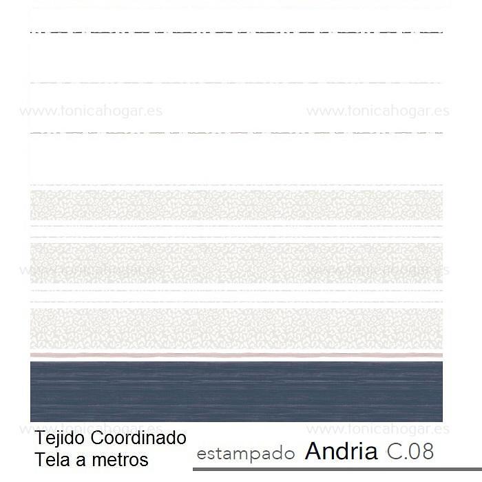 Tejido Coordinado ANDRIA c.08 de Reig Marti.