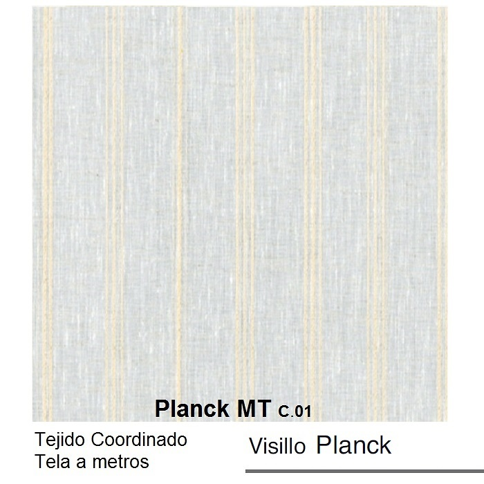 Tejido Coordinado PLANCK c.01 de Reig Marti.