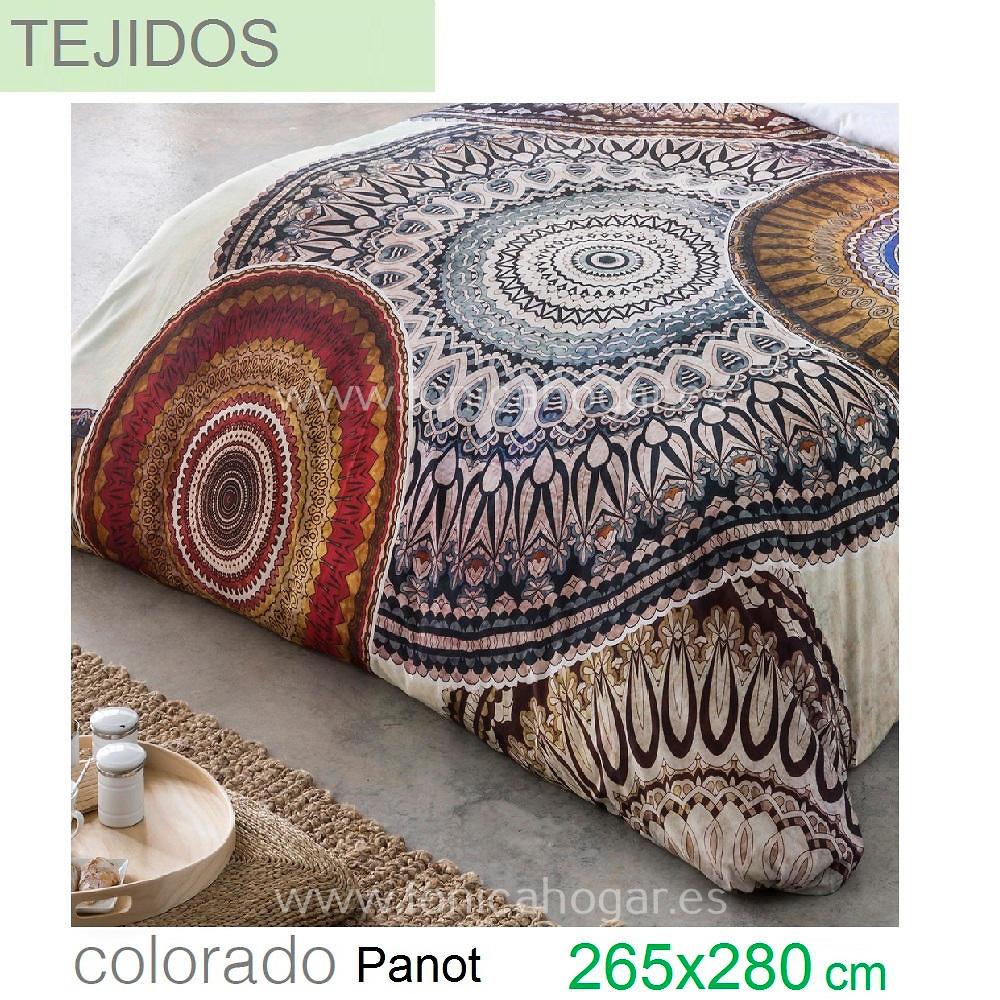 Tejido COLORADO PANOT de SANSA.