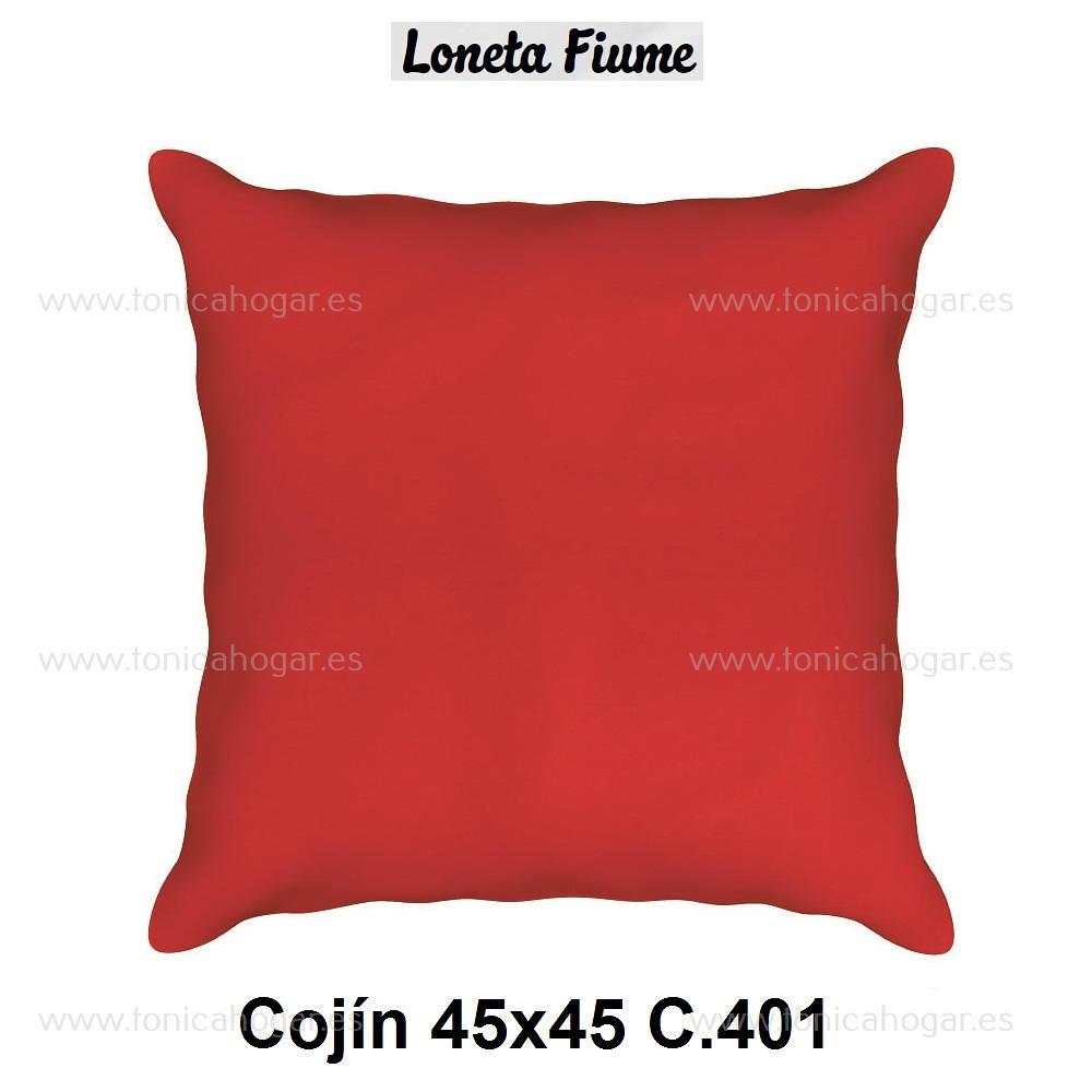 Cojín Loneta Fiume color 401 de Edrexa.