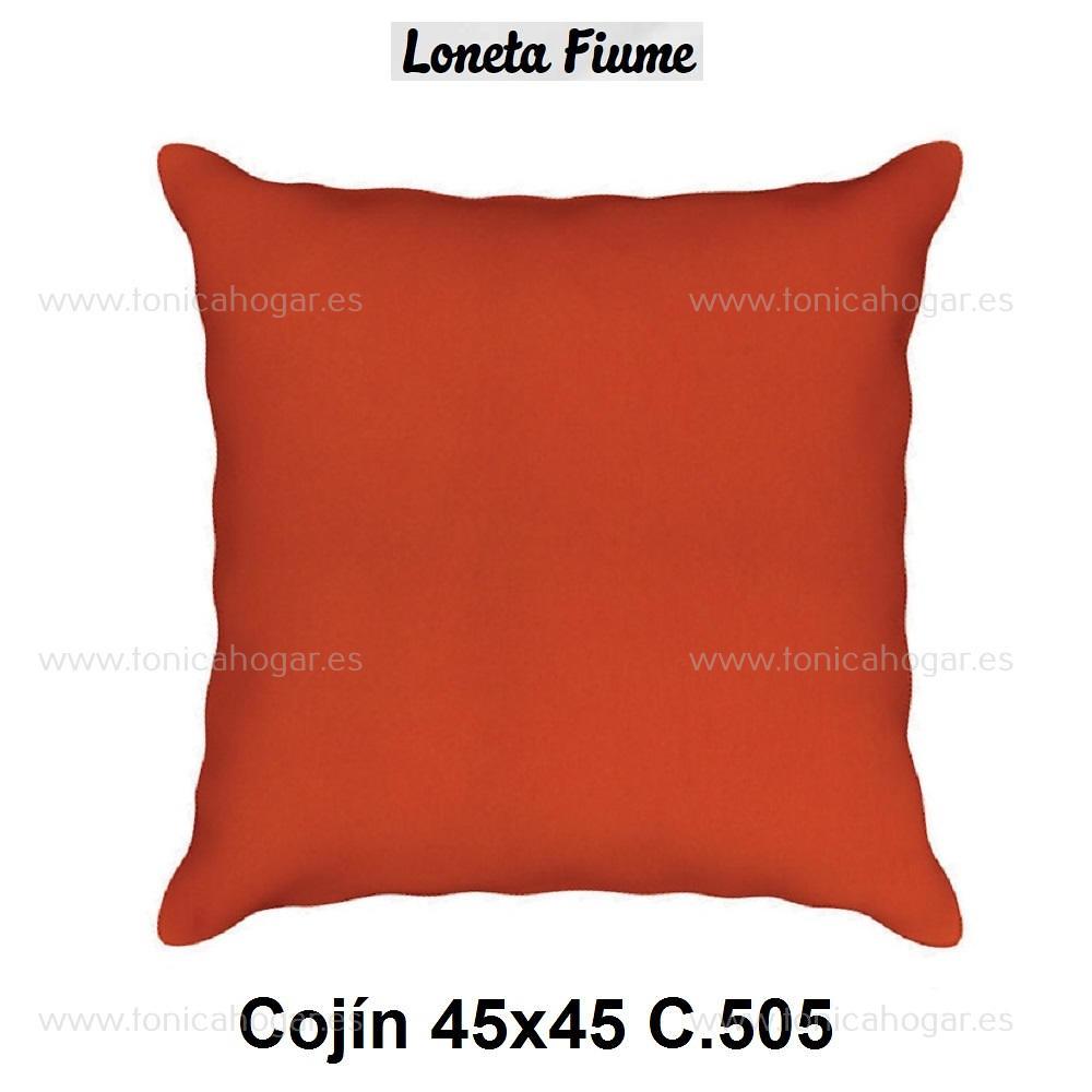 Cojín Loneta Fiume color 505 de Edrexa.
