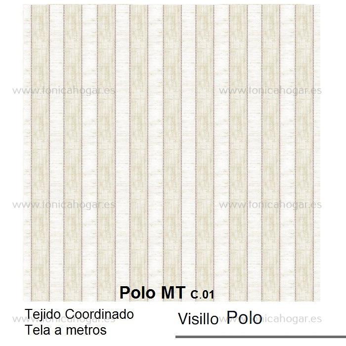 Tejido Coordinado POLO c.01 de Reig Marti.