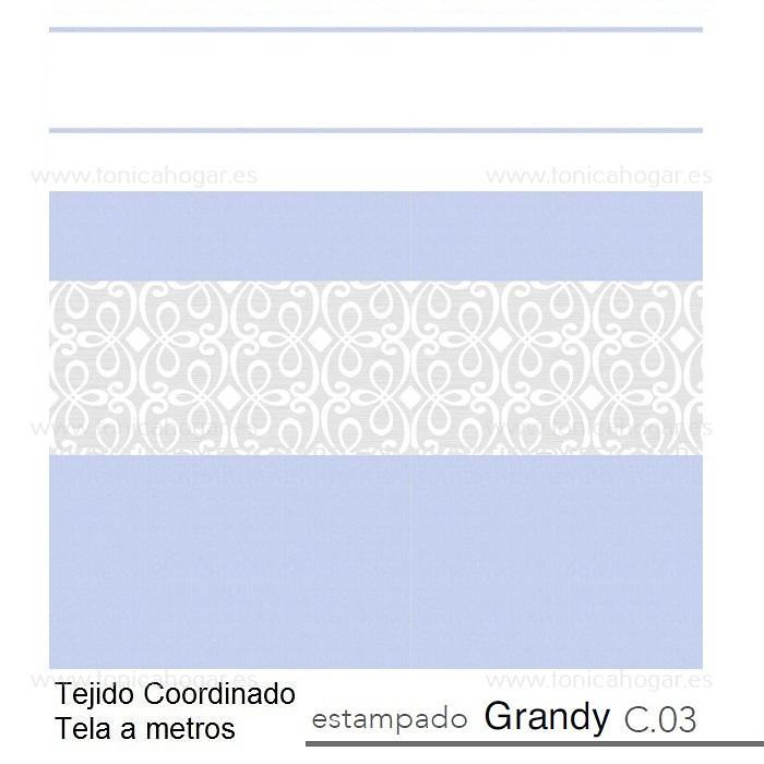 Tejido Coordinado GRANDY c.03 de Reig Marti.