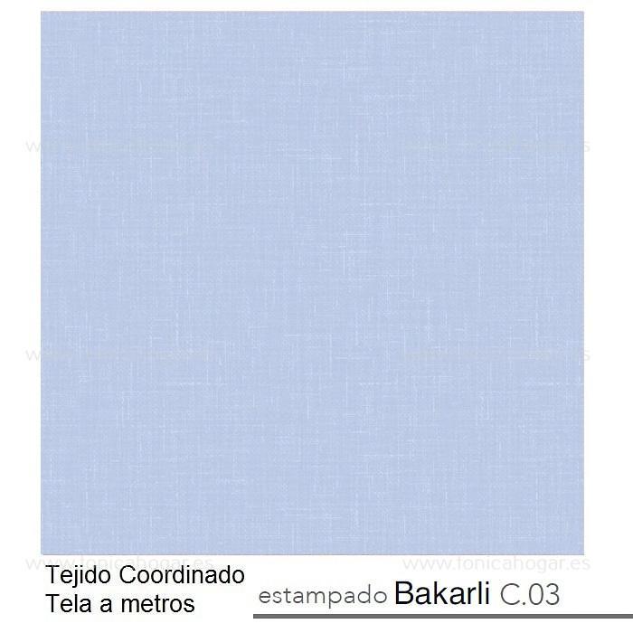 Tejido Coordinado BAKARLI c.03 de Reig Marti.
