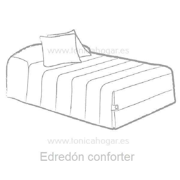 Edredón Conforter Reig Marti