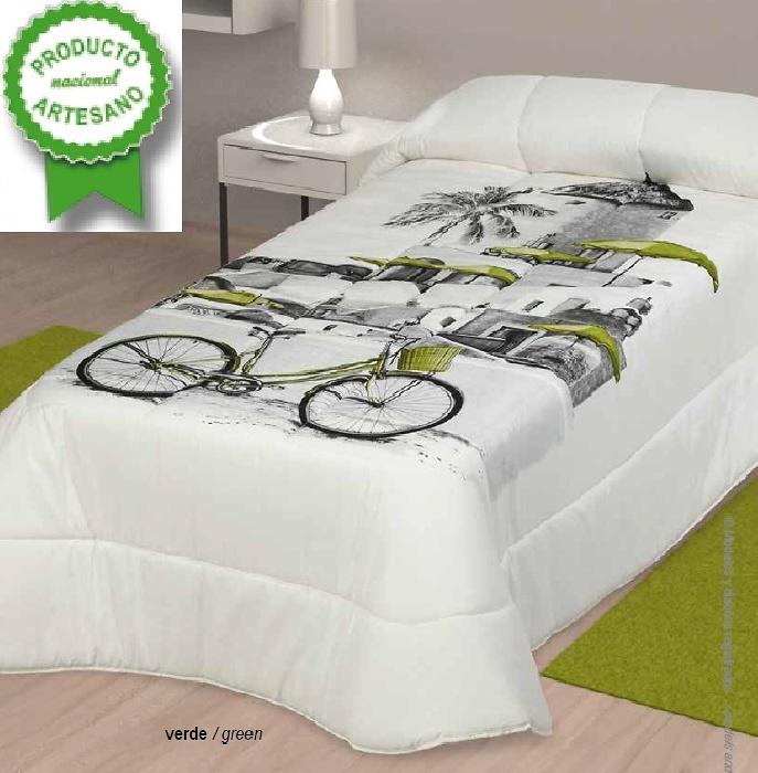 Edredon Bicicleta.Comprar Edredon Conforter Bicicleta De Edrexa 300 Grs Online Especialistas En Edredon Juvenil