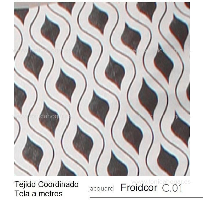 Tejido Coordinado FROIDCOR c.01 de Reig Marti.