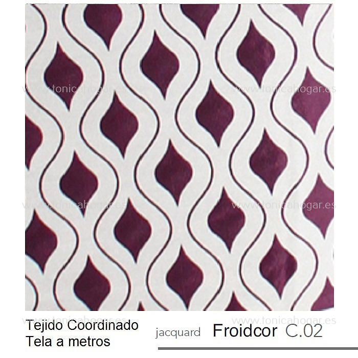Tejido Coordinado FROIDCOR c.02 de Reig Marti.