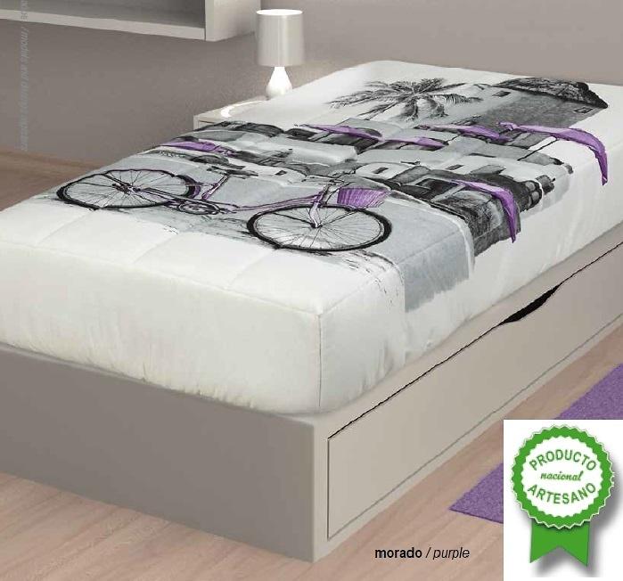 Edredon Bicicleta.Comprar Edredon Ajustable Bicicleta De Edrexa Online Especialistas En Edredon Ajustable