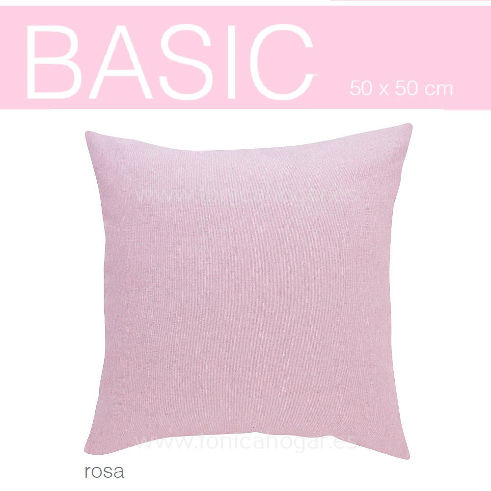 Funda Cojín BASIC color 05 de SANSA.