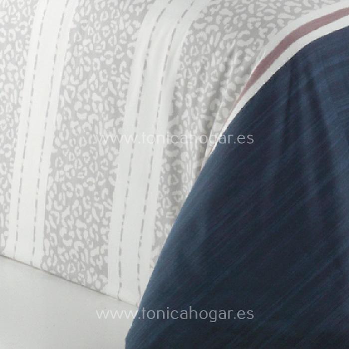 Detalle Juego Funda Nórdica ANDRIA FN C.08 Gris de Reig Marti