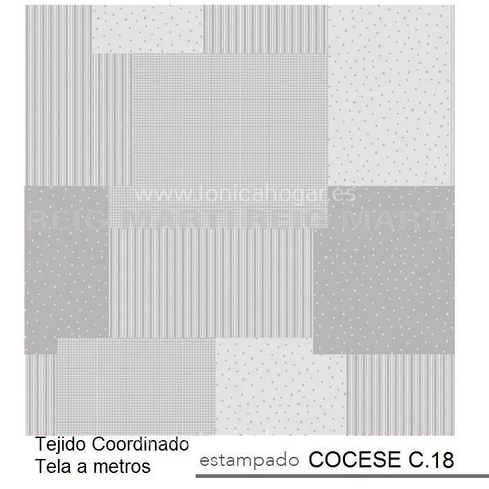 Tejido Coordinado COCESE c.18 de Reig Marti.