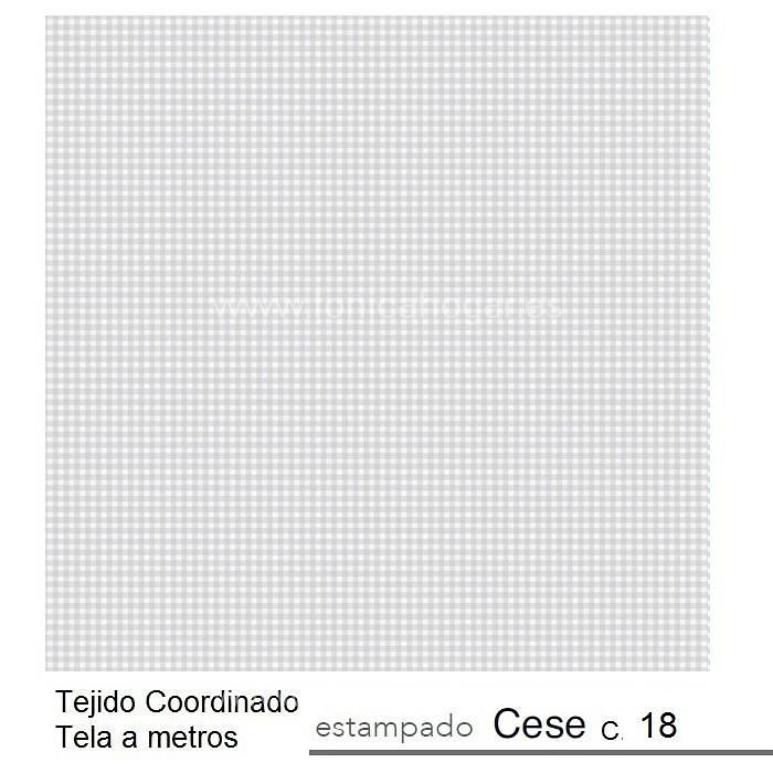 Tejido Coordinado CESE c.18 de Reig Marti.