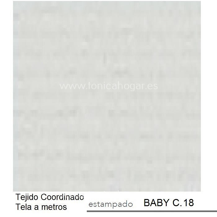 Tejido Coordinado BABY c.18 de Reig Marti.