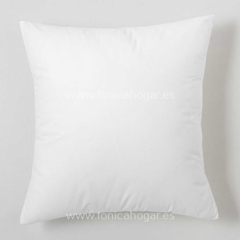 Funda Cojín COMBI color Blanco c.001 de ES-TELA.