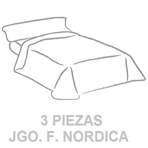 Juego Funda Nórdica Es-Telia