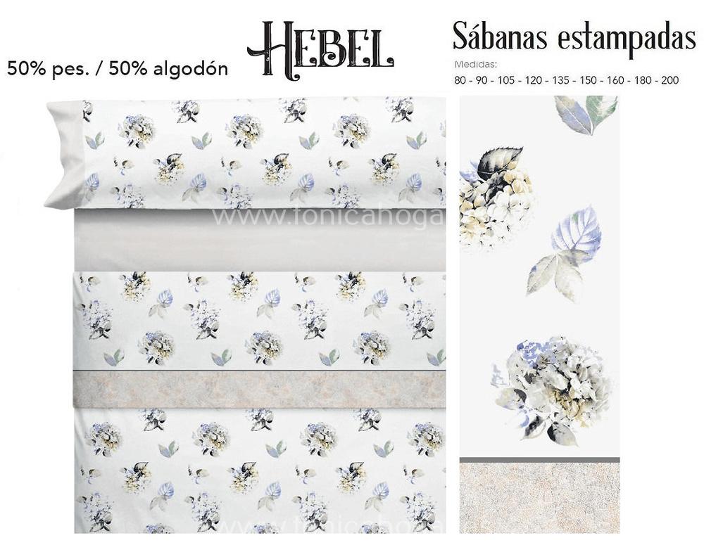 Comprar Juego Sabanas HEBEL Beig de Cañete online
