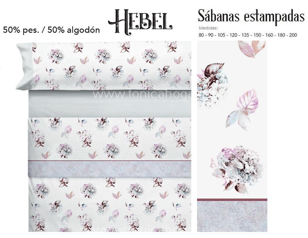 Comprar Juego Sabanas HEBEL Coral de Cañete online