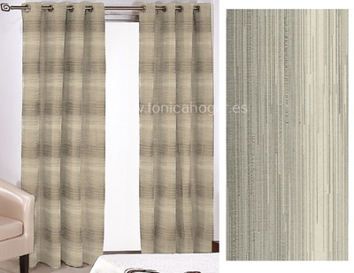 Reig marti cortina confeccionada ollados alidacor de reig marti - Reig marti cortinas ...