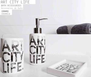 Accesorios de Baño ART CITY LIFE ACB de Sorema