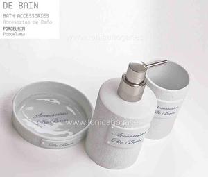 Accesorios de Baño DE BAIN ACB de Sorema