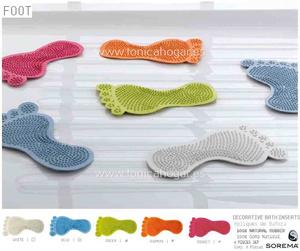Aplique bañera FOOT de Sorema