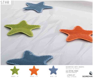 Aplique bañera STAR de Sorema