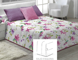 Conforter ZANZIBAR Fucsia de Cañete