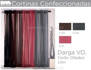 Cortina Confeccionada DARGA VO de Reig Marti
