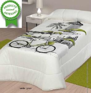 Edredón Conforter Bicicleta de EDREXA 300 grs.