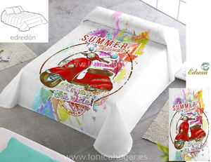 Edredón Conforter Ride de Edrexa