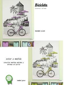 Estor a Medida Bicicleta de EDREXA