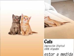 Estor a Medida Cats de EDREXA