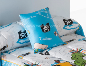 Funda Cojín Pirata Infantil de SANSA Kids