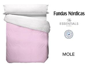 Funda Nórdica MOLE ROSA de Cañete