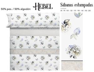 Juego Sabanas HEBEL Beig de Cañete