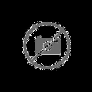 Tejido estampado digital HANOI Turquesa de SANSA