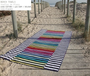 Toalla Playa BEACH STRIPES TY de Sorema