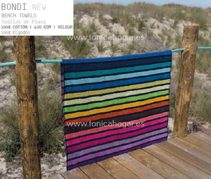 Toalla Playa BONDI TY de Sorema