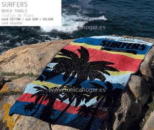 Toalla Playa SURFERS TY de Sorema